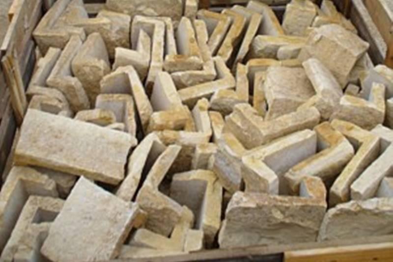 thin veneer natural stone  manufactured manufactured stone veneer  limestone  sandstone  lueders