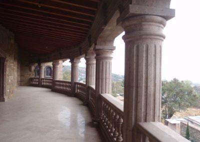 Architectural Stone Columns